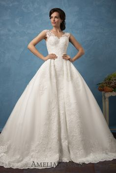 Wedding dress Cecilia - AmeliaSposa.