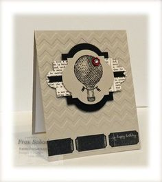 Stamps: You're Amazing (Stampin' Up) --- Dies: Apothecary Accents Framelits (Stampin' Up), Window Frames Collection Framelits (Stampin' Up) -- Punches: Ticket Duo Builder (Stampin' Up)