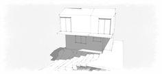 Modelo 3d de estudio para vivienda mail: consultores@arqydis.cl