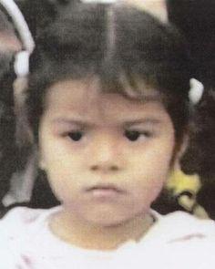 Alexandria Mendoza     Missing Since Aug 23, 2007   Missing From San Fernando, CA   DOB Mar 26, 2003