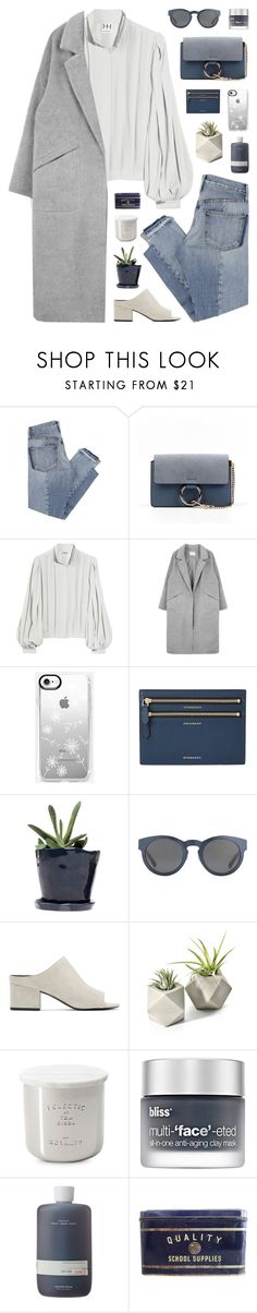 """""""damaged"""" by martosaur ❤ liked on Polyvore featuring Mix Nouveau, Haute Hippie, Burberry, Dot & Bo, 3.1 Phillip Lim, Tom Dixon, Bliss and FOSSIL"""