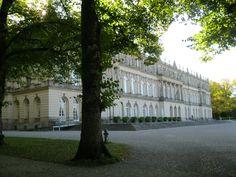 Schloss Herrenchiemsee, Bayern, Germany