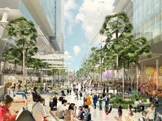 An enhanced design for Parramatta Square | Architecture And Design