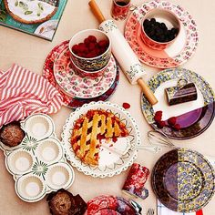 Instagram media by anthropologieeu - The secret to patisserie perfection? Our collection of practical-yet-pretty bakeware! #GBBO