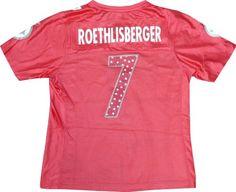 Ben Roethlisberger Pittsburgh Steelers Replica Jerseys