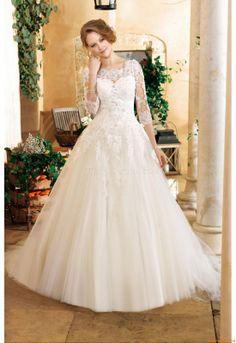 Vestidos de noiva Miss Kelly MK 141-32 2014