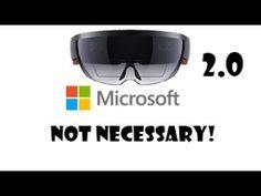 Hololens 2.0 ITS NOT NECESSARY! Gaming, Music, Youtube, Musica, Videogames, Musik, Muziek, Game, Music Activities