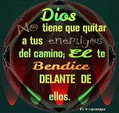 Los problemas no son nada delante de Dios, confía en él y el hará