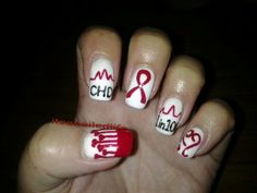 Supporting Congenital Heart Disease...for Claire :)