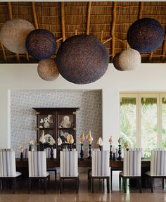 Interior design by Martyn Lawrence-Bullard for Joe Francis' Mexico home.