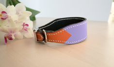 Leather Dog Collars, Leather Accessories, Bespoke, Cuff Bracelets, Etsy Shop, French, Trending Outfits, Luxury, Pets