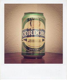Cerveza Cordoba.