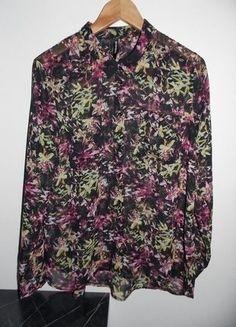 Kup mój przedmiot na #vintedpl http://www.vinted.pl/damska-odziez/koszule/15564326-kwiatowa-koszula-marki-takko-fashion