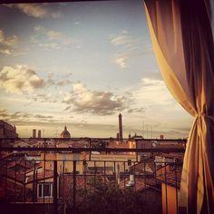 una finestra su Bologna   instagram, foto di @amalianda_
