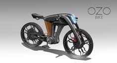 OZO BIKE Concept on Behance