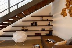 Multifunctional Under Staircase Space