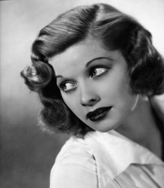 20 Stunning Vintage Photos Of Lucille Ball