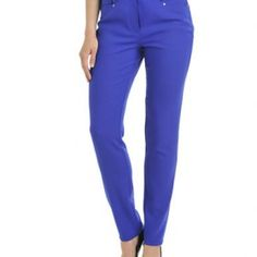 BIANCA NYGARD Skinny Jean - BLUE