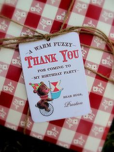 Teddy Bear Picnic First Birthday Party | Baby Lifestyles