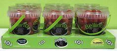 Belgian snack tomatoes packaging