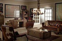 gentlemen's club interior design - Google Search