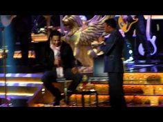 Antony Santos, Luis Vargas and Romeo in concert Very GOOD VIDEO - YouTube