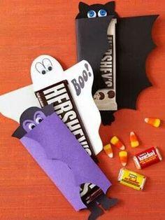 #halloween tarjetas sorpresa #diy