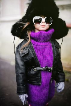 Winter fashion... <3