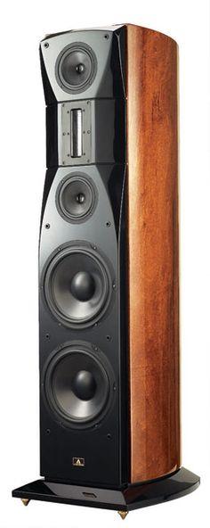 """Aurum Cantus - Grand Supreme, High End Speakers"" !...  http://about.me/Samissomar"
