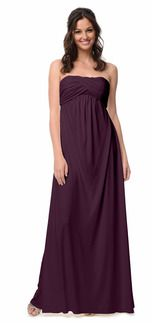 Shop from a variety of Plum bridesmaid dresses & gowns  at Weddington Way. Mix and match your bridesmaids in different styles .