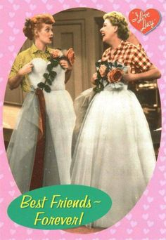 Lucille ball and Ethel Mertz :) I Love Lucy, My Love, Lucille Ball, Friendship Love, Friendship Quotes, Bff Quotes, Bffs, Best Friends Forever, My Best Friend