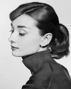 Audrey Hepburn: one of my most favorite shots of audrey