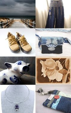 Christmas Gifts All Around by Constance on Etsy--Pinned with TreasuryPin.com