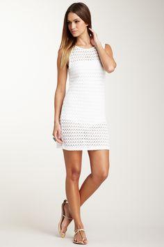 American Apparel Scoop Back Dress