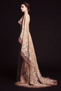 What Queen Cersei would wearKrikor Jabotian, Spring 2015