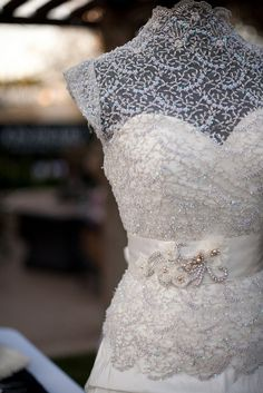 Bridal Sash Belt with Handmade Organza Flowers by ChloeAndPaige Wedding Gowns With Sleeves, Wedding Dresses, Bridal Sash Belt, Organza Flowers, Sash Belts, Island Weddings, Absolutely Gorgeous, Beautiful, Vintage Rhinestone