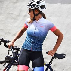 wiggle.com | dhb Blok Women's Short Sleeve Jersey - Mosaic | Short Sleeve Jerseys #cyclingoutfit
