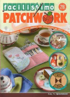 36 Facilissimo Patchwork Nº 28 - maria cristina Coelho - Picasa Web Album