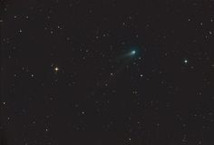 Astrophotographer Chris Schur sent in a photo of Comet C/2012 K1 PANSTARRS taken in Payson, Arizona, on May 9, 2014.