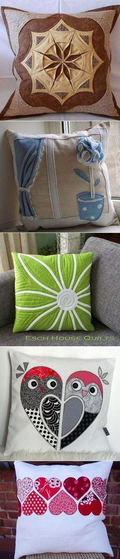 Подушки, подушки, подушки... Интернет-подборка | подушки | Постила