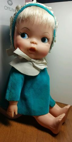 Vintage Doll 1967 Vintage Ideal Honeyball Doll ~So Cute~