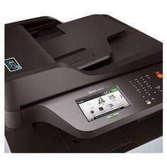 Color Multifunction Laser Printer (SL-C1860FW)   Samsung Printers