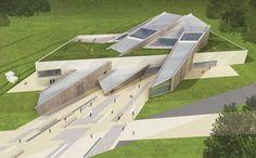 Future Uncertain for Daniel Libeskind & Maze Peace Centre