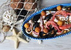Burro e Vaniglia: Zuppa mediterranea con perle di cous cous