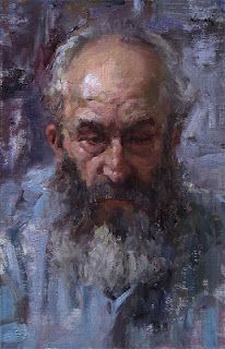 Awesome oil painting - mostly portraits
