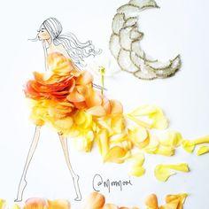 Илустрации на Мередит Винг