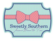 Check out our newest Sweetly Southern from Bow to Toe decal.  Available exclusively from www.underthecarolinamoon.com