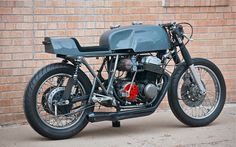 Dunstall CB750 | Inazuma café racer