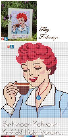 Bir Türk kahvesi molası verelim diyorum :)) Yeni çalışmalarla karşınızda olabilmek için, biraz zamana gereksinimim var.Kendinize iyi bakınız ve nakışlarınızı elinizden bırakmayınız:)) Designed by Filiz Türkocağı...