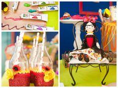 Frida Kahlo, Aniversário, inspiraões, temas diferentes